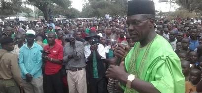 Khalwale atofautiana vikali na Raila Odinga kuhusu uchaguzi wa 2017