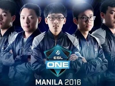 Wings Gaming wins ESL One Manila!