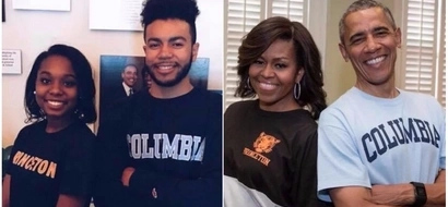 Students set to join same universities Barack and Michelle Obama attended