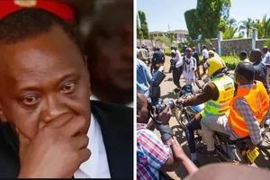 Why Kenyans on social media want Raila Odinga arrested immediately