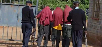 KCSE preparation for 8 students in Kisii interrupted as they face arson charges