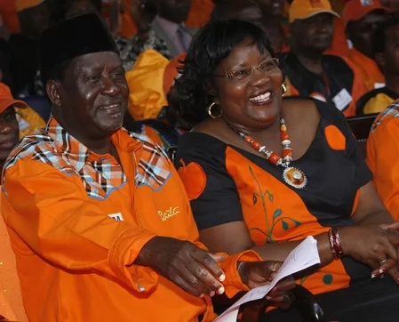 How Ida is helping Raila Odinga to stabilise ODM