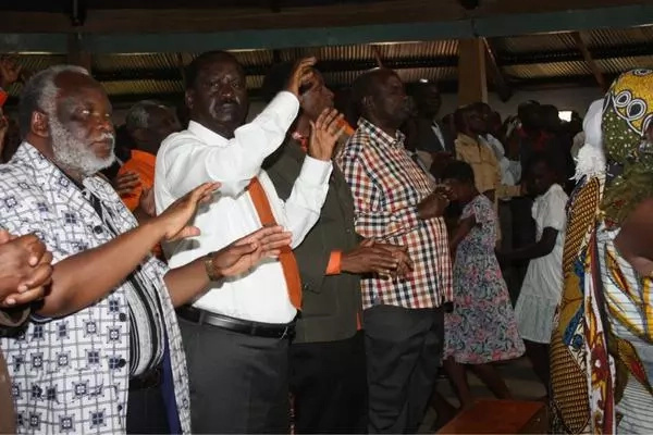 Senator Wilfred Machage threatens to walk out of ODM