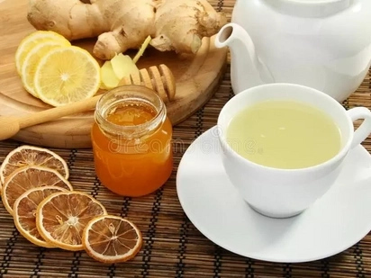 Powerful ginger, lemon & honey mix - get the most out of this healthy combination
