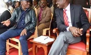 Kabogo ashangaza wengi kwa kubadilisha msimamo wake kuhusu William Ruto