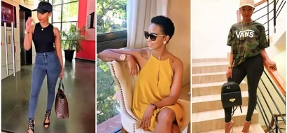 Huddah Monroe says she prays to never marry a Nigerian man - but there is THIS exception (photos)