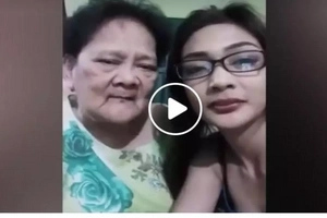 We all thought this grandma will just sing Ritemed's jingle until this happened...the ending was unexpected!