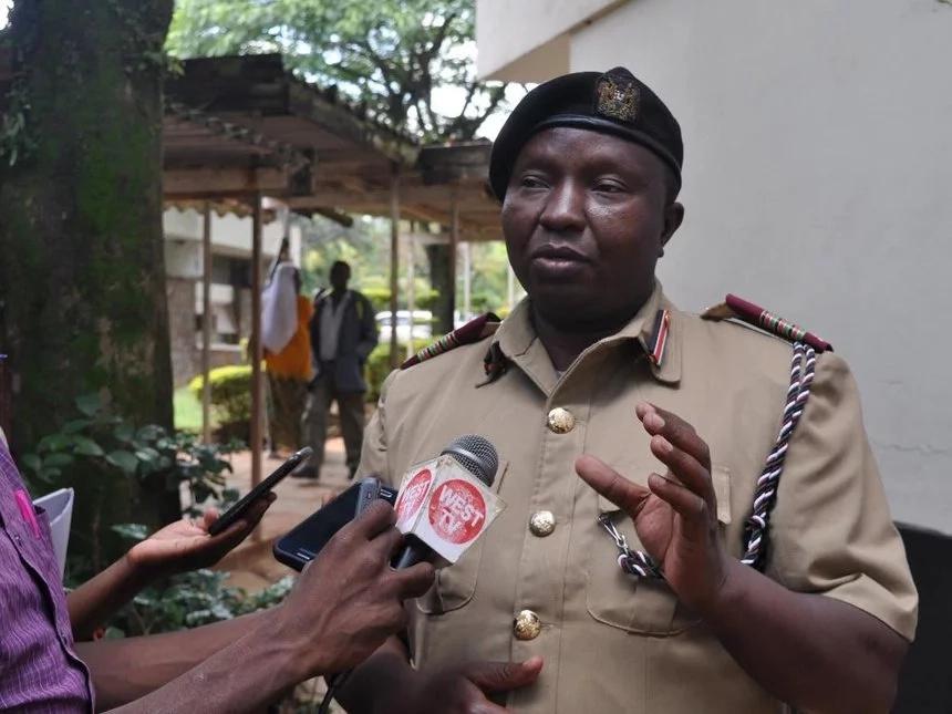 Armed gang raids Nairobi cordinator's home, steal AK-47 rifle