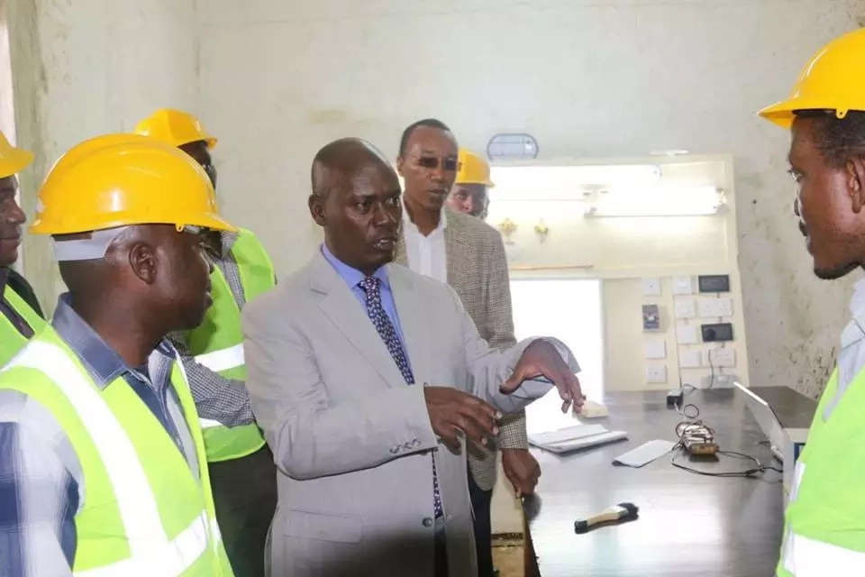 Outgoing Kiambu governor William Kabogo shows Kenyans what they will miss once he leaves office