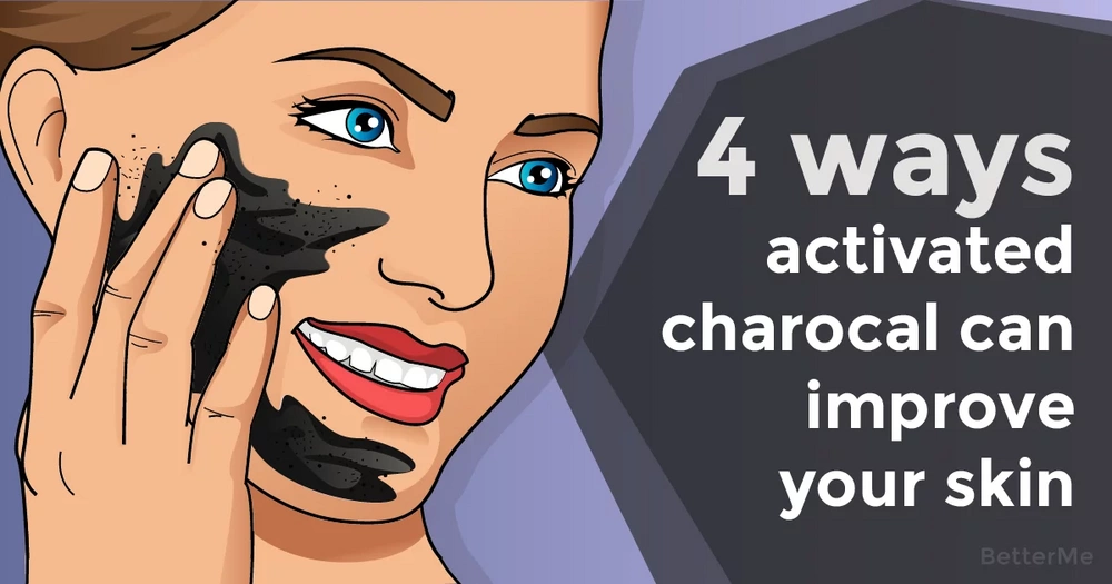 4 ways activated charcoal can improve your skin