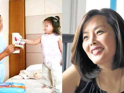 Payback time! Well-off Malaysian heiress raised by Filipino nannies now sends poor Filipino kids to school