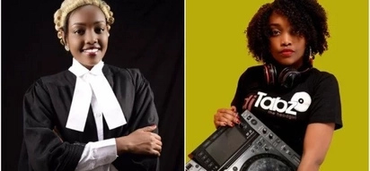 Kenya's hottest and most learned female DJ becomes an advocate of the High Court