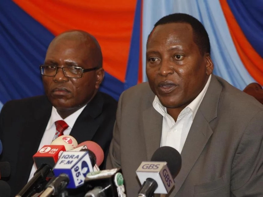 MPs who decamped from ODM return and ask Raila to forgive them