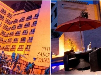 Top 10 Kenyan hotels that will cost you an arm and a leg to dine in (Photos)