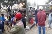 Man hangs himself on a tree in Nairobi CBD (photos)