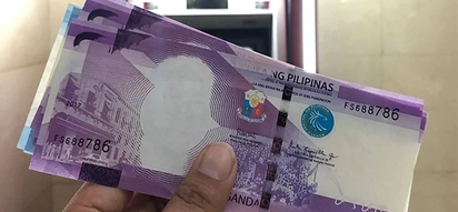 Nawawalang Mukha ng Pera: BSP says printing error resulted to 'faceless' P100 bills
