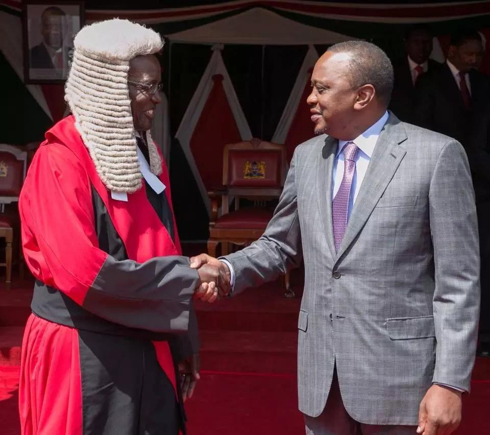 Kumbe Jaji Mkuu ni mkali hivi! ... Awaonya Uhuru, Ruto na Raila kwa kuiandama mahakama