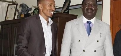 Seneta wa Wiper ampa moyo Mohamed Ali, pata kujua alichosema kumhusu Joho