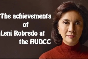 Remembering Leni Robredo: Lugaw Queen's achievements for those at the 'laylayan'
