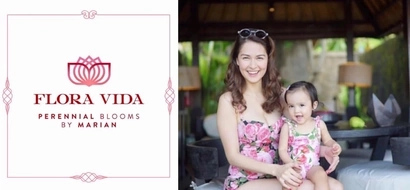 Marian Rivera grateful for warm receipt of her Flora Vida
