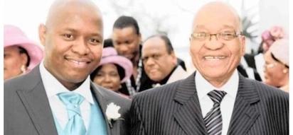 Edward Zuma coughs up after hate speech incident
