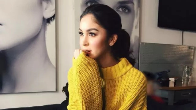 Julia Barretto doesn't want to be compared with other stars