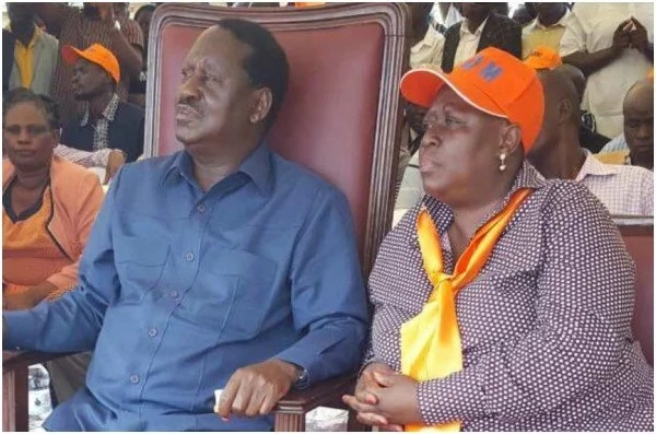 Letter to Raila Odinga: Please tame your family's power-hungry nature, including your daughter