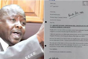 Jubilee MP linked to the murder of Mumias Sugar legal officer over campaign money speaks