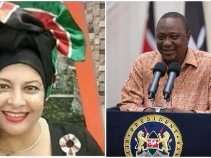 Nazlin Umar amtaka Rais Uhuru kumchukulia hatua kali Raila Odinga