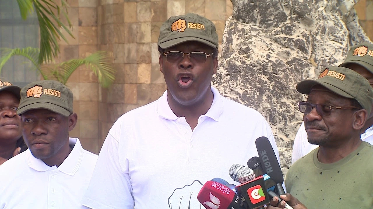 Odinga ally arrested by Kenya police following