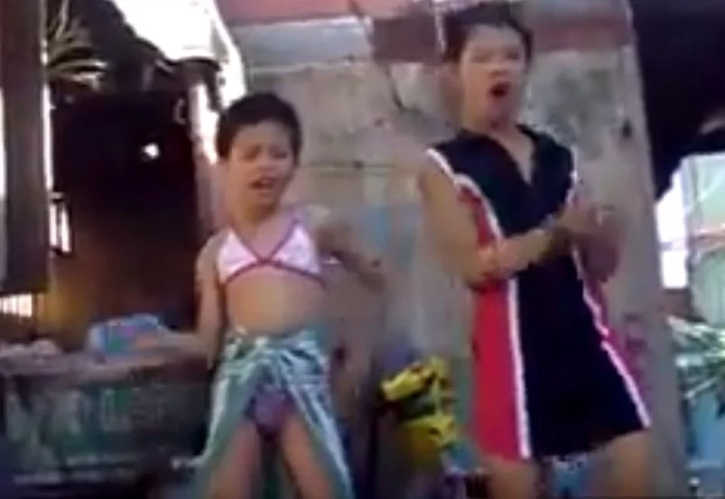 Hilarious video of talented kids went viral. What they did entails immense amount of talent.