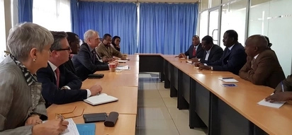 UK, US diplomats pile more pressure on Raila ahead of controversial swearing-in