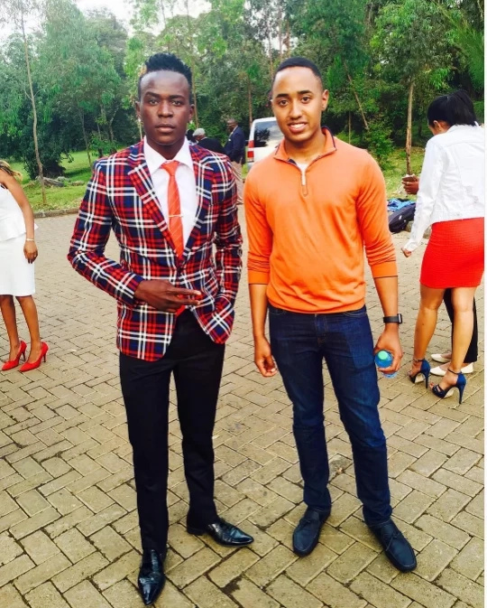 Willy Paul was taken to hospital after collapsing, see the reason why