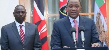 Uhuru akutana na MPINZANI mkali wa Ruto na 'kuwasha moto' mitandaoni (picha)