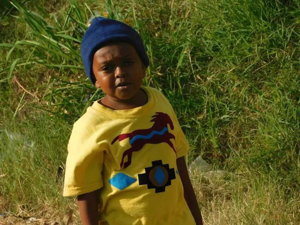 Meet Kenya's arguably shortest comedian