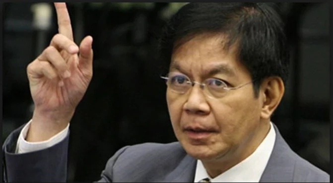 Ping Lacson sees Pimentel as the next Senate president
