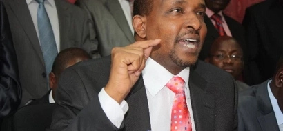 Duale erupts after video of ODM affiliate inciting his people surfaces