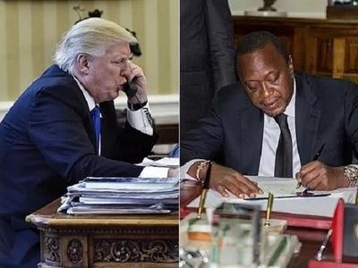 Habari zaibuka kuhusu ni kwa nini Rais Donald Trump HAKUMPIGIA Uhuru simu