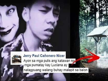 The terrifying origin of Lucia Joaquin's story is now going viral on Facebook! How it all began in Marikina City will make you shiver with fear!