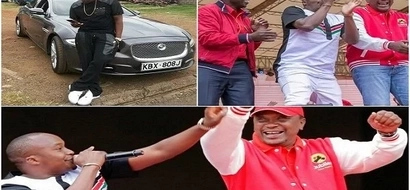 How much President Uhuru paid his friend Jaguar for his 4-minute performance at Kasarani