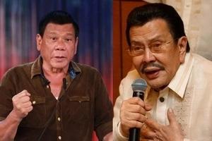 Ex-President Estrada defends Duterte's tirade against US, EU, UN from dispassionate Pinoys