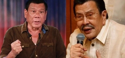 Ex-President Estrada defends Duterte's tirade against US, EU, UN from dispassionate Pinoys