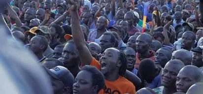 NASA demands swearing in of Raila or secession