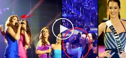 Watch Angeline Quinto confront Erik Santos during her concert about his rumored relationship with British beauty queen! Bitter ba siya?