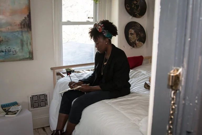 Woman, 56, turns house into museum because she was sick of black girls being ignored by art world