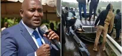 Anayewaangamiza Magavana wa Nyeri ni huyu hapa?