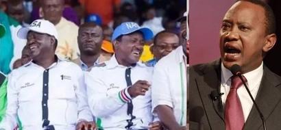 NASA kupinga mkataba kati ya Jubilee na mwandani wa Raila - Rais Magufuli