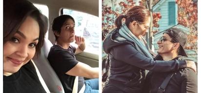 'Pera ko, pera ko. Pera niya, pera ko': Judy Ann Santos shares how she and Ryan Agoncillo manage their money