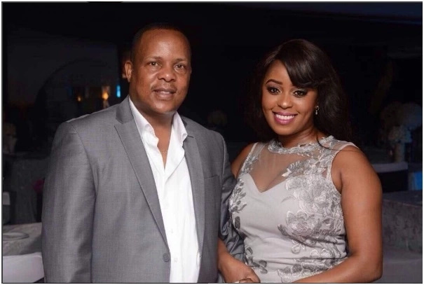 Citizen TV's Lilian Muli and her new BAE step out for the first time after going public (Photos)