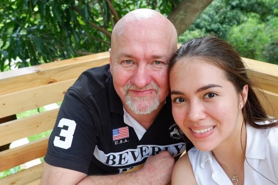 Julia Montes personally greets father on his birthday